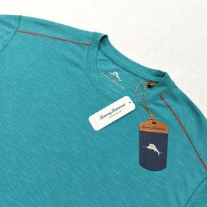 Tommy Bahama T-shirt Size L Tencel Lyocell